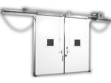 MarkIV™ Bi-Parting Horizontal Sliding Power Operated Door