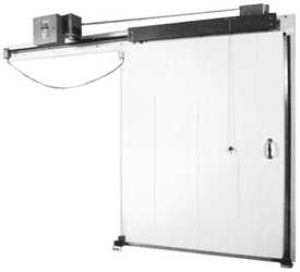 Mark IV® Single Leaf Horizontal Sliding Power Operated Door (ADS-200B)