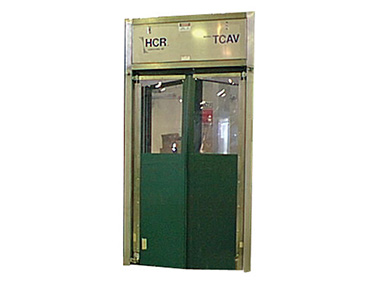 TCAV Touch-Thru Conditioned Air Vestibule