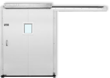 Retail Pro Single Leaf Manually Operated Horizontal Sliding Door
