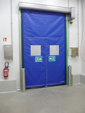 & DynamicRoll® Stainless | Jamison Door Company