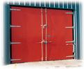 STC 49 Double Swing Door